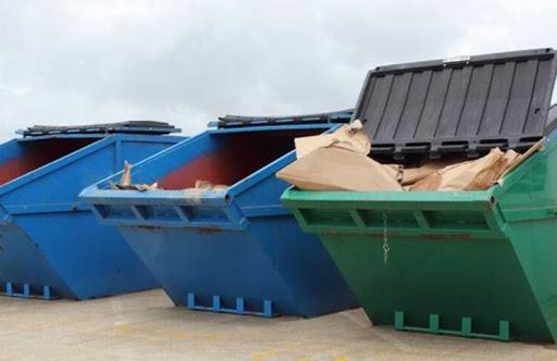 опсчет размера контейнера для вывоза мусора