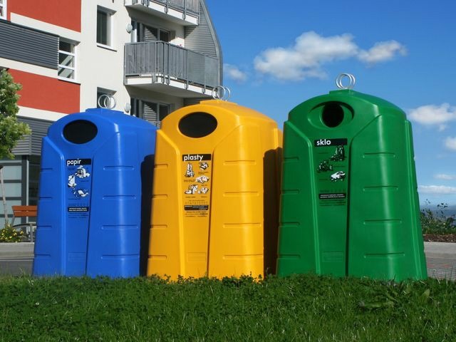 контейнеры для ТБО - виды, размеры