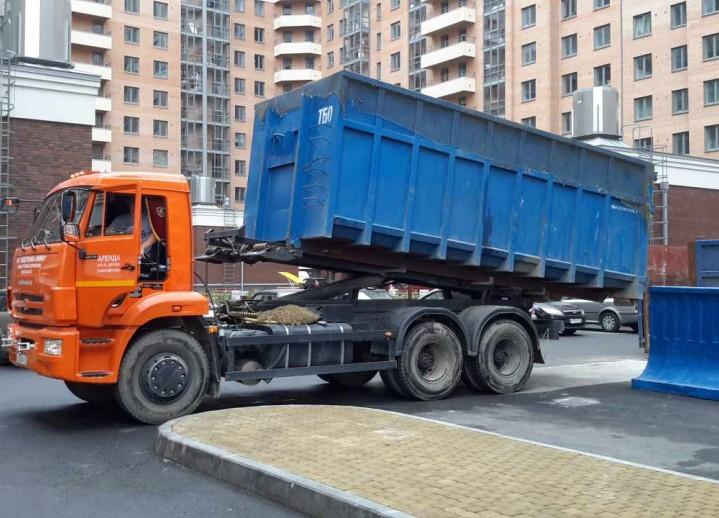 сумма оплаты за вывоз мусора