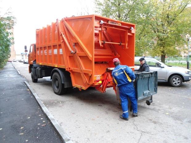 рассчитать сумму оплаты за вывоз мусора