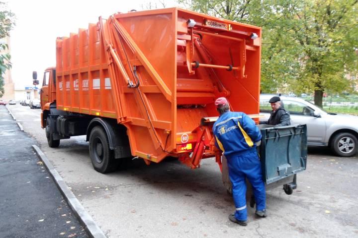 как написать заявление на вывоз мусора