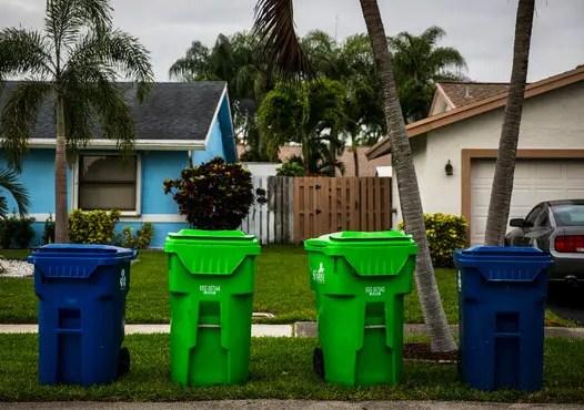 оплата вывоза мусора владельцу частного дома