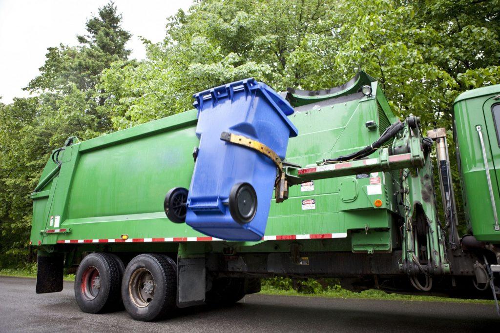 оплата счета за вывоз мусора в Московской области