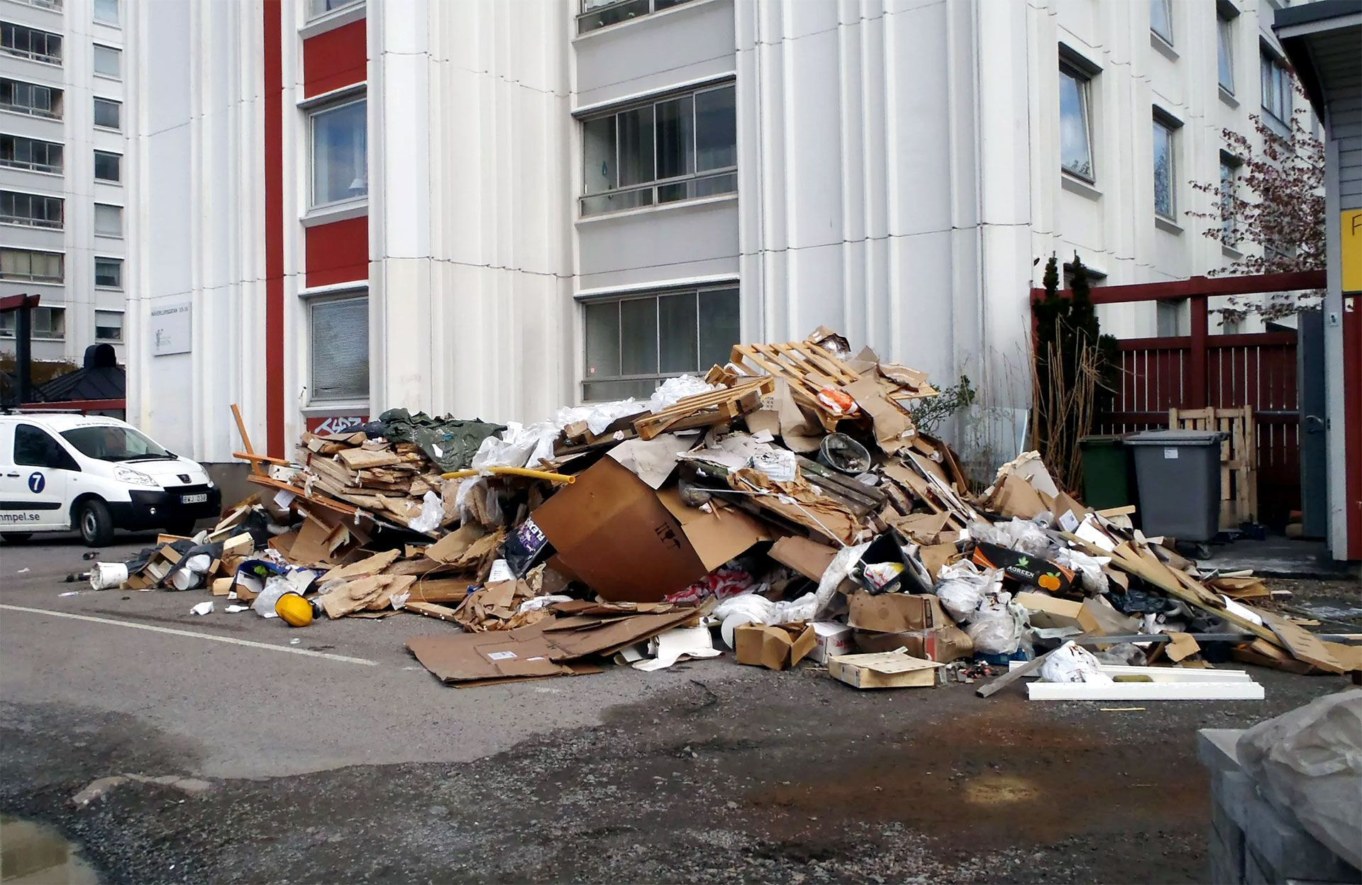 Как правильно определить категорию строительного мусора