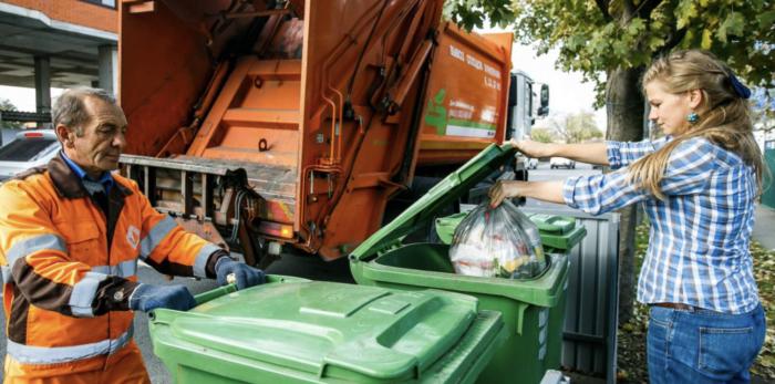 как отказаться от вывоза мусора (процедура, заявление, в 2021 году)