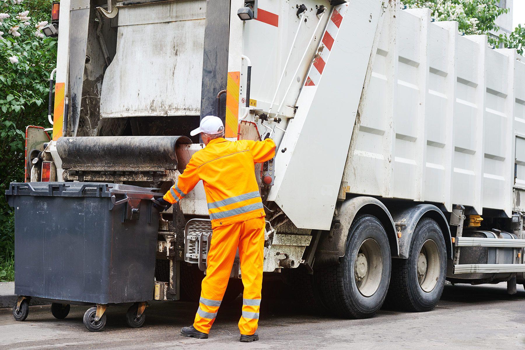 отказ от вывоза мусора (процедура, заявление, в 2021 году)