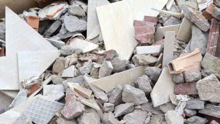 Как правильно считать объем строительного мусора при заказе контейнера для вывоза