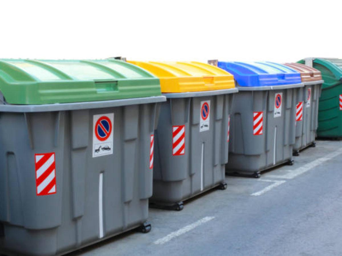 как рассчитать объем контейнера для мусора тбо тко