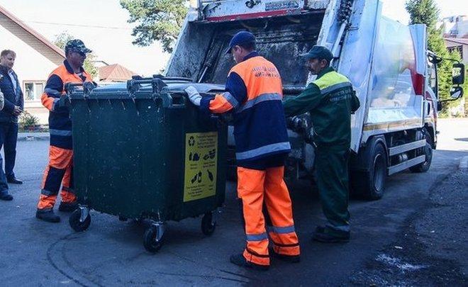 вывоз мусора в МКД, частном доме