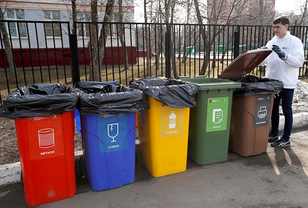 как правильно разделять, утилизировать мусор (дома, на даче)