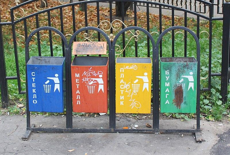 как правильно разделять мусор тбо (дома, на даче)