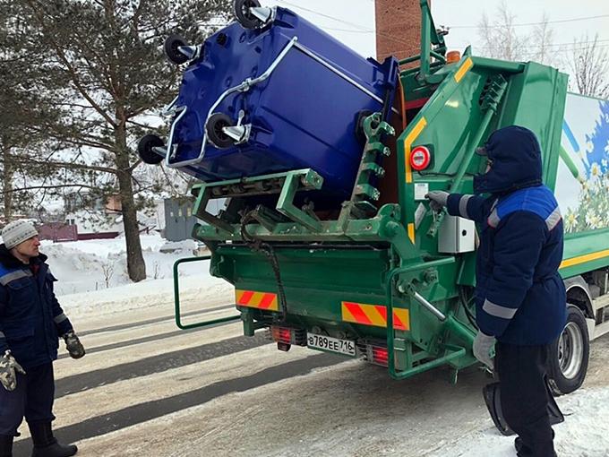 где сделать перерасчет за услуги вывоза мусора