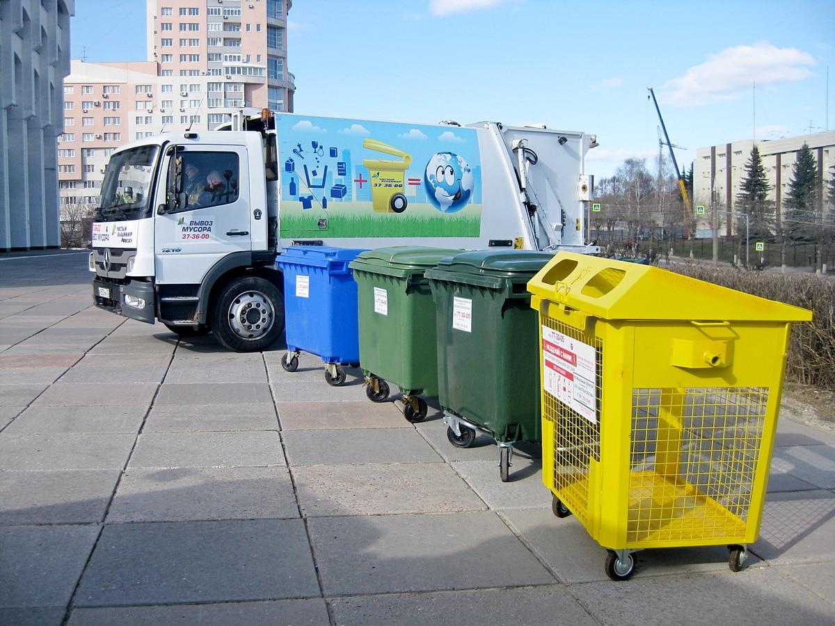 перерасчет за услуги вывоза мусора