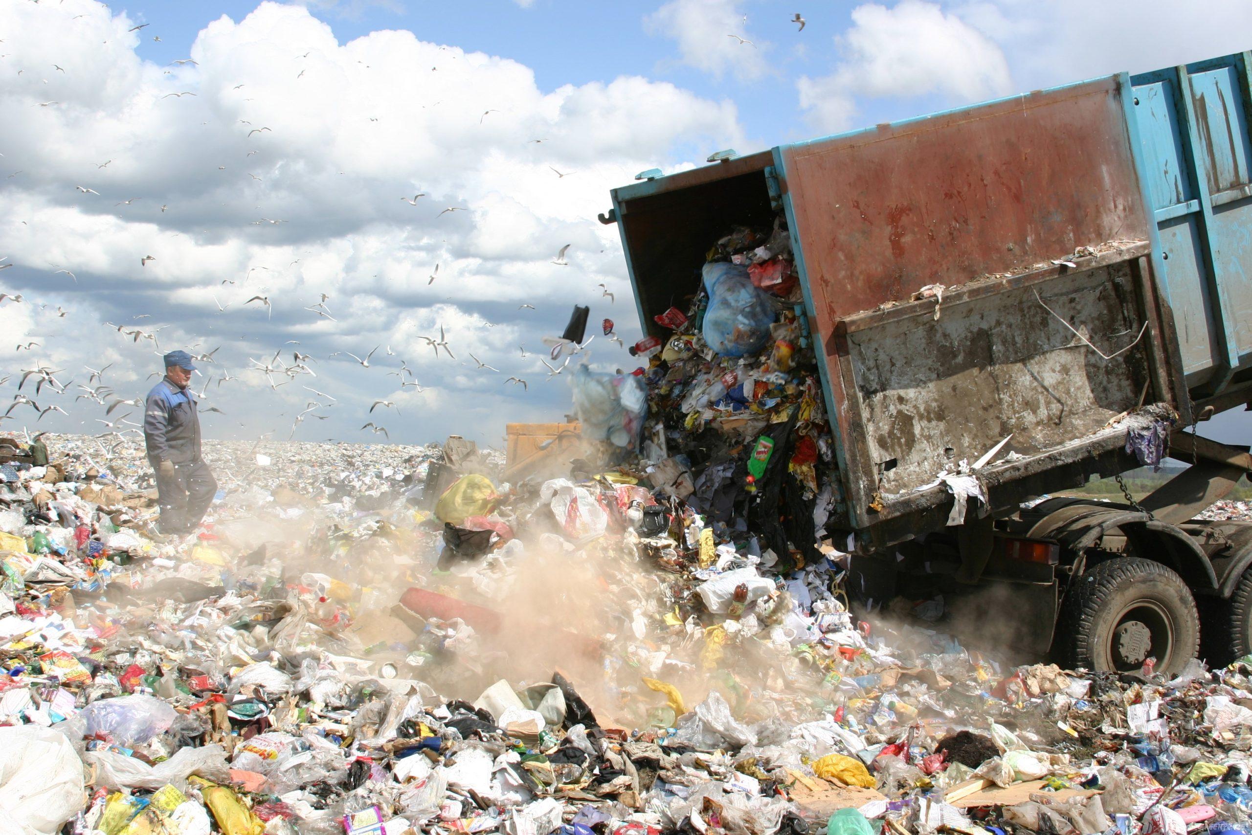 использование строительного мусора