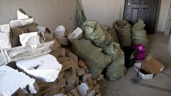 Как утилизировать строительный мусор после окончания ремонта квартиры
