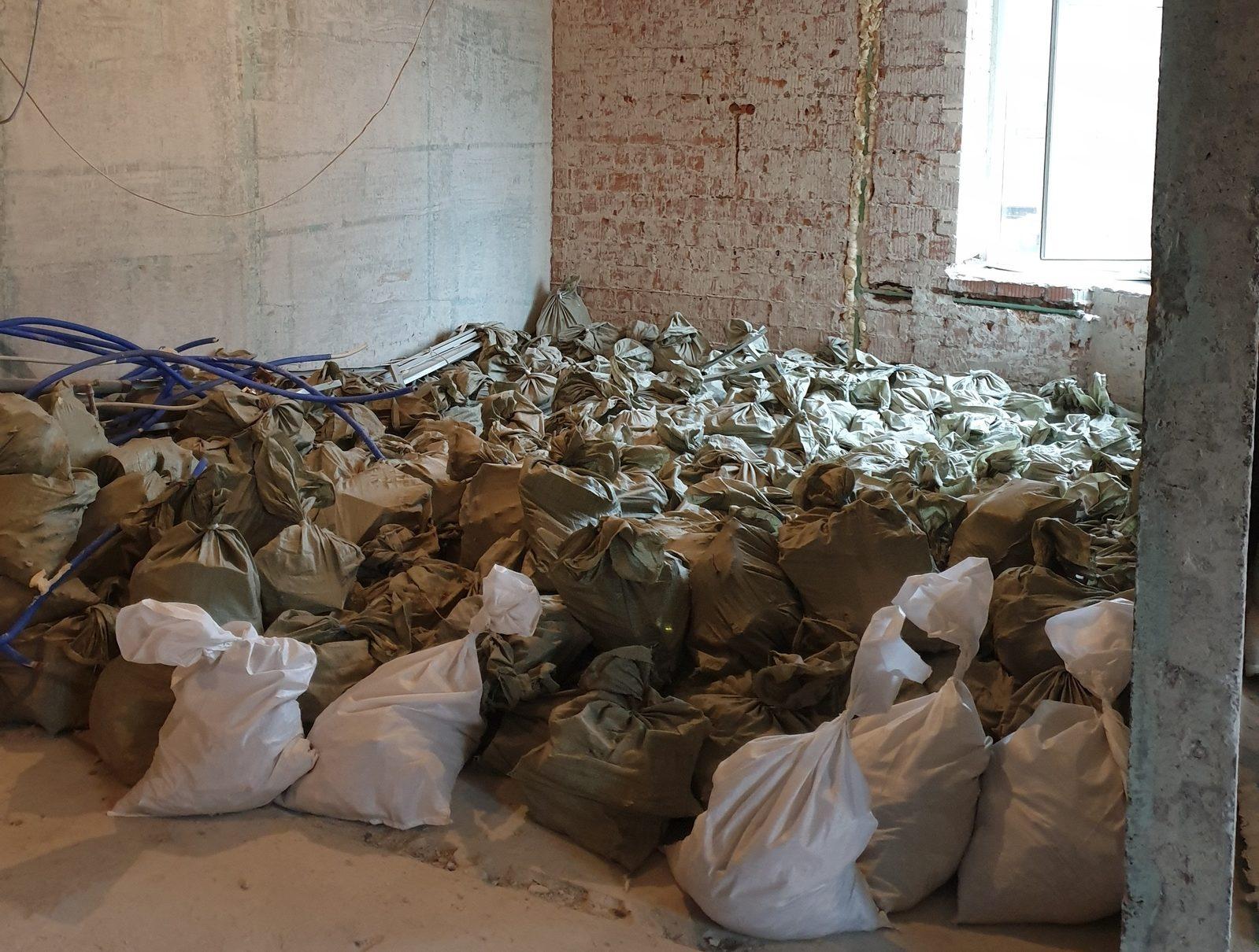 утилизация строительного мусора после окончания ремонта квартиры