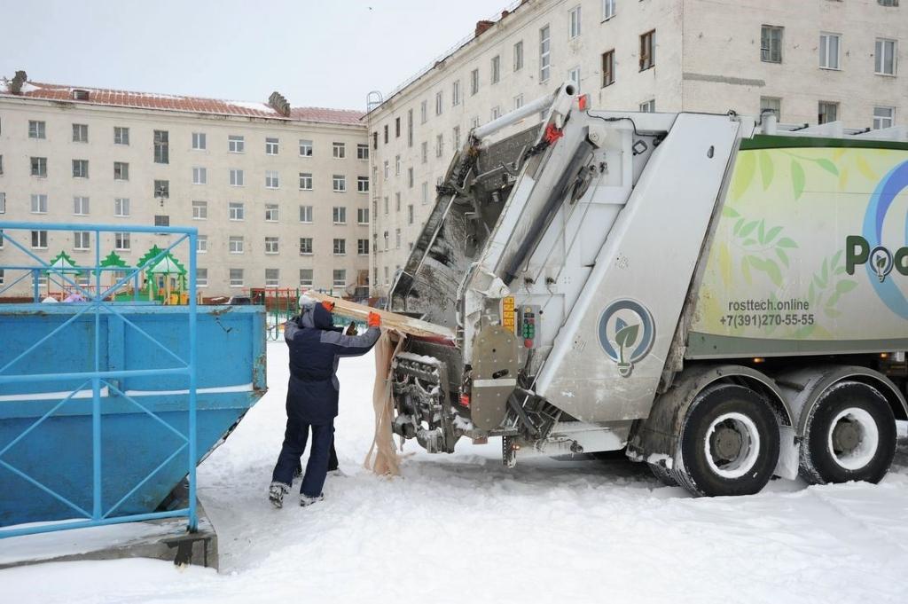 узнаем номер лицевого счета по вывозу мусора
