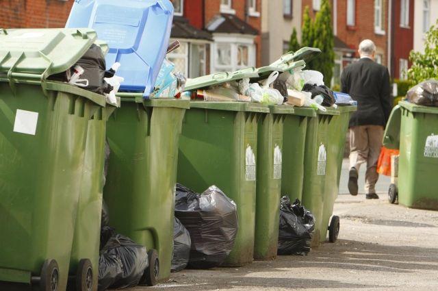 услуги вывоз мусора
