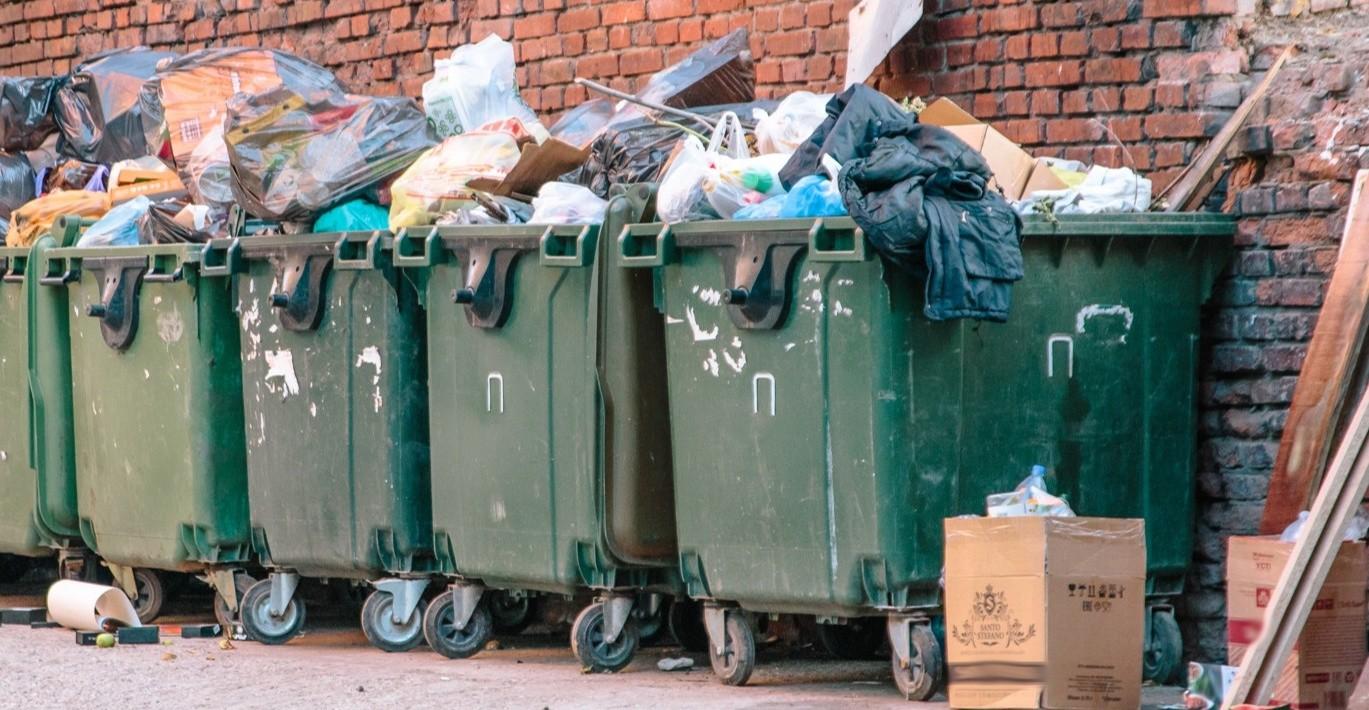 Как узнать счет за вывоз мусора