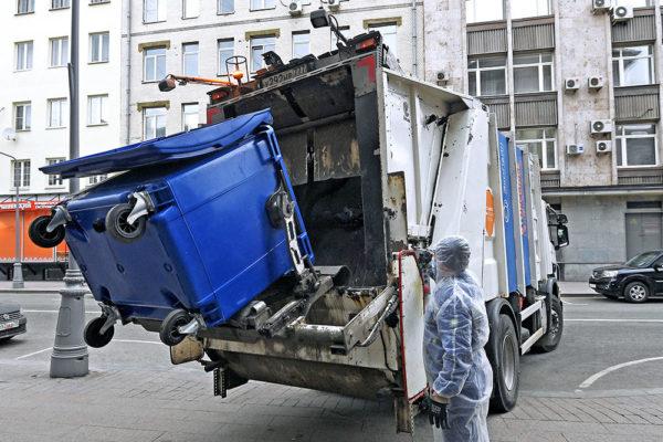как узнать задолженность за вывоз мусора