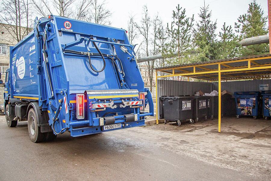 расчет задолженности за вывоз мусора