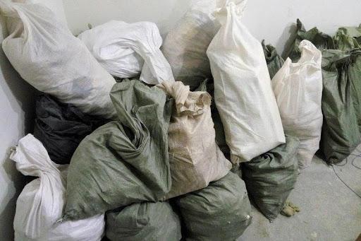 как правильно выкидывать строительный мусор