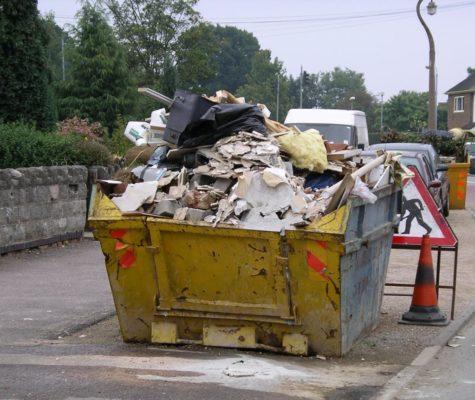 как заказать контейнер для мусора при ремонте (описание процедуры, куда обращаться)