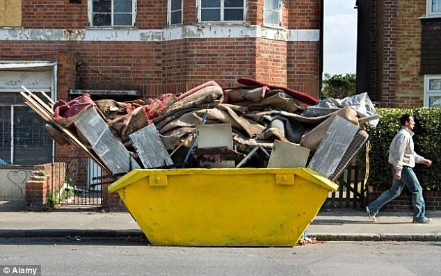 заказ контейнера для мусора при ремонте