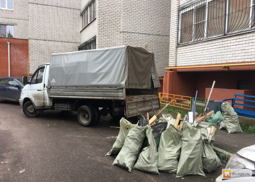 контейнер как заказать для вывоза строительного мусора