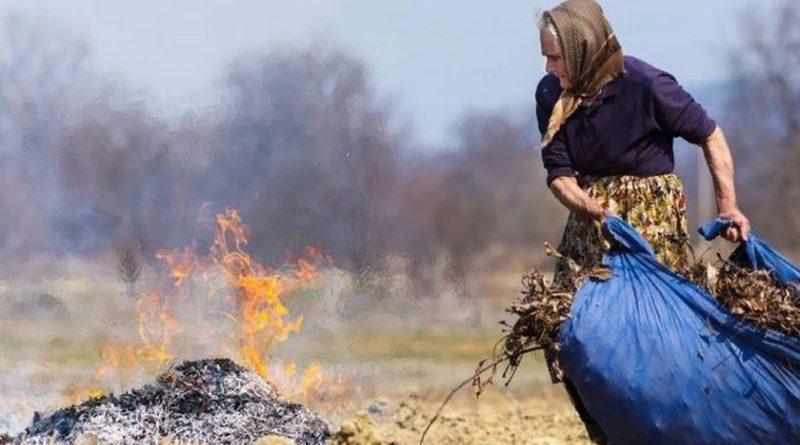 как сжигать мусор в деревне. новые правила