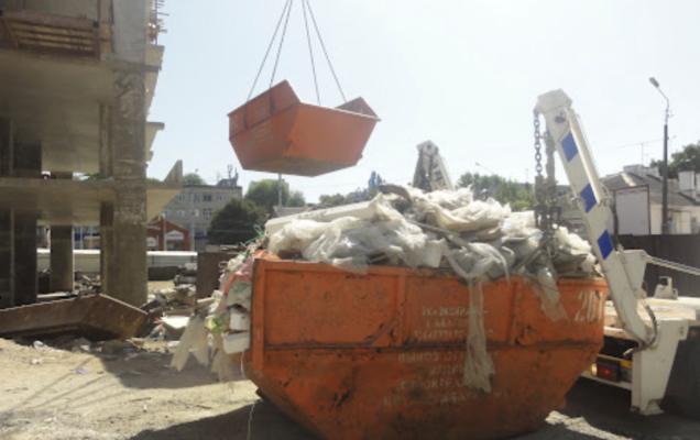 как оформляется вывоз мусора со строительной площадки